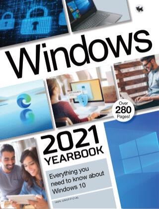Windows 10 2021 Yearbook January 2021