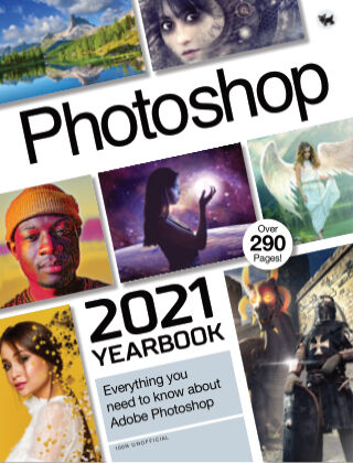 Adobe Photoshop 2021 Yearbook January 2021
