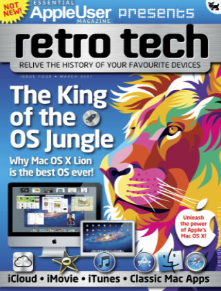 AppleUser Presents: Retro Tech Mar 2021