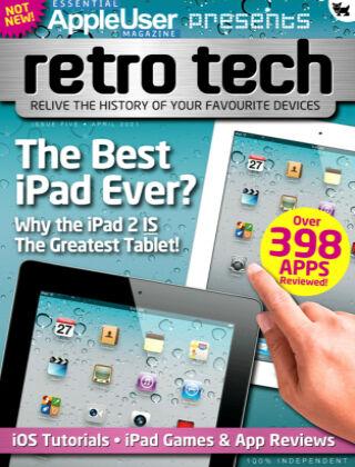 AppleUser Presents: Retro Tech Apr 2021
