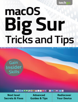 macOS Big Sur For Beginners March 2021