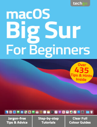 macOS Big Sur For Beginners May 2021