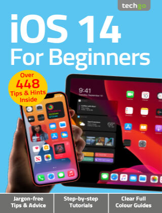 iOS 14 For Beginners May 2021