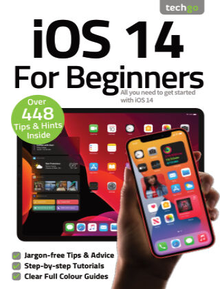 iOS 14 For Beginners August 2021