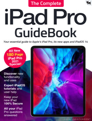 iPad Pro - The Complete GuideBook Mar 2021