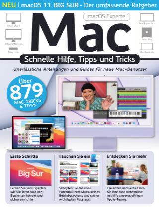Mac - Schnelle Hilfe, Tipps und Tricks 01/2021