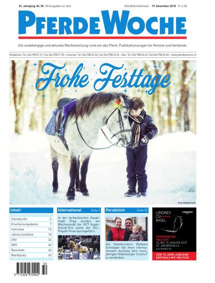 PferdeWoche December 19, 2018 00:00