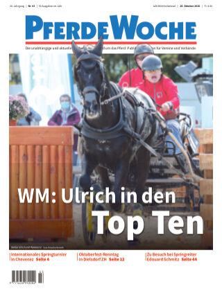 PferdeWoche 43/2020