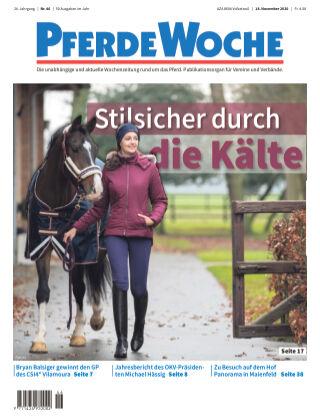 PferdeWoche 46/2020