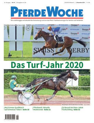 PferdeWoche 48/2020