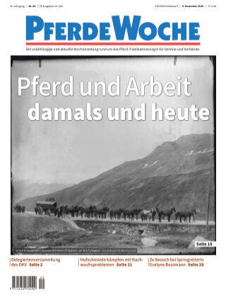 PferdeWoche 49/2020