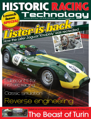 HISTORIC RACING TECHNOLOGY magazine 01