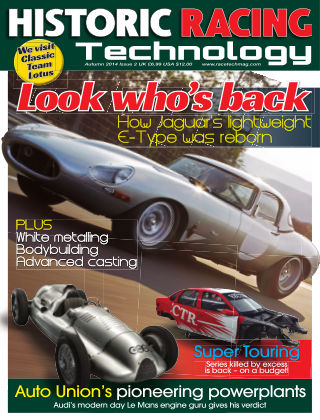 HISTORIC RACING TECHNOLOGY magazine 02