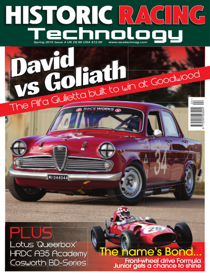 HISTORIC RACING TECHNOLOGY magazine April 30, 2015 00:00