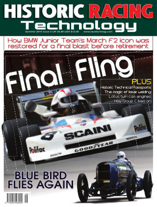 HISTORIC RACING TECHNOLOGY magazine 05