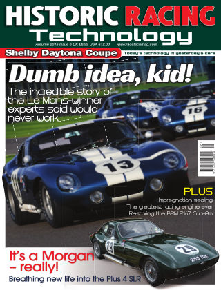 HISTORIC RACING TECHNOLOGY magazine 06