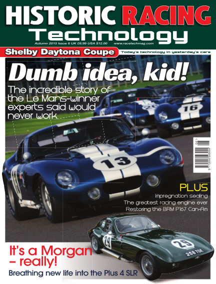 HISTORIC RACING TECHNOLOGY magazine October 31, 2015 00:00