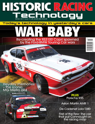 HISTORIC RACING TECHNOLOGY magazine 11