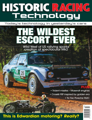 HISTORIC RACING TECHNOLOGY magazine 13