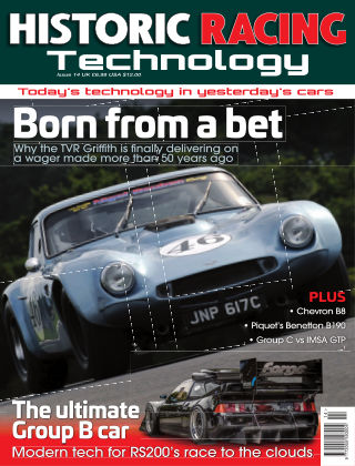 HISTORIC RACING TECHNOLOGY magazine 14