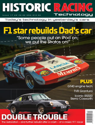 HISTORIC RACING TECHNOLOGY magazine 17