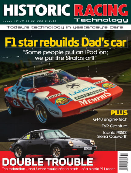 HISTORIC RACING TECHNOLOGY magazine September 21, 2018 00:00