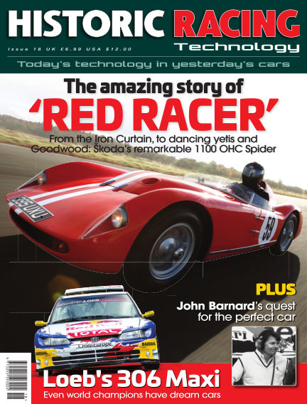 HISTORIC RACING TECHNOLOGY magazine October 03, 2018 00:00