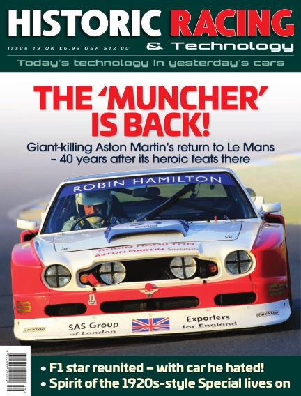 HISTORIC RACING TECHNOLOGY magazine November 23, 2018 00:00