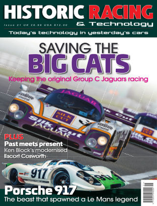HISTORIC RACING TECHNOLOGY magazine 21