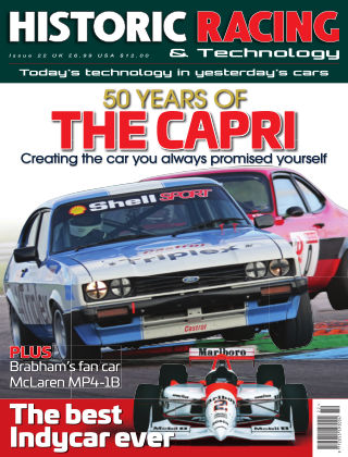 HISTORIC RACING TECHNOLOGY magazine 22