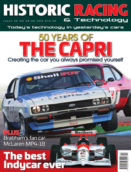 HISTORIC RACING TECHNOLOGY magazine July 09, 2019 00:00