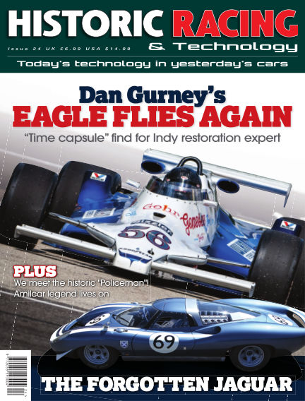 HISTORIC RACING TECHNOLOGY magazine February 06, 2020 00:00