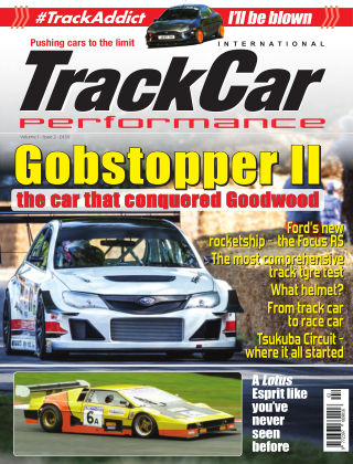 TRACKCAR PERFORMANCE magazine Issue 02