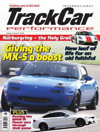 TRACKCAR PERFORMANCE magazine Issue 05