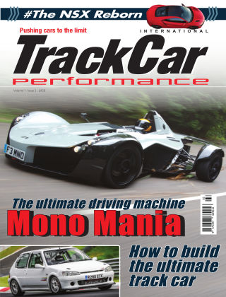 TRACKCAR PERFORMANCE magazine Issue 03