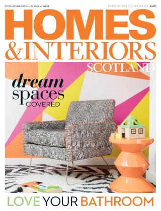 Homes & Interiors Scotland May & June 2018