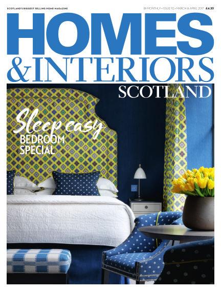 Homes & Interiors Scotland March 01, 2017 00:00