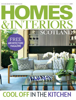 Homes & Interiors Scotland July & August 2017
