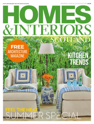 Homes & Interiors Scotland July & August 2018