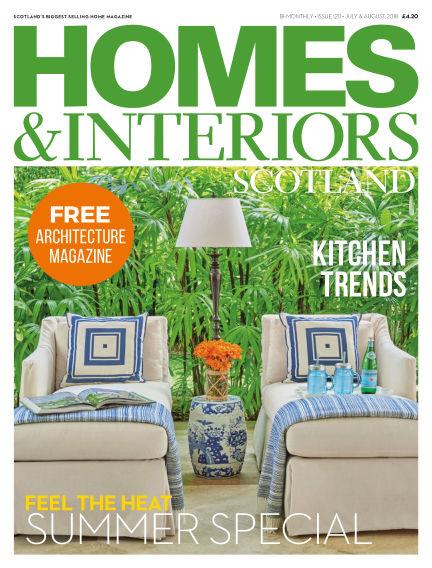 Homes & Interiors Scotland July 01, 2018 00:00