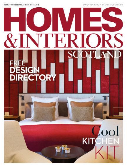 Homes & Interiors Scotland January 01, 2018 00:00