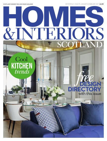 Homes & Interiors Scotland January 01, 2017 00:00