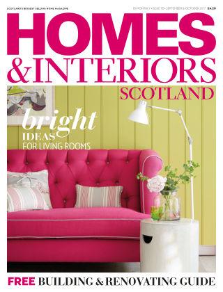 Homes & Interiors Scotland Sept & Oct 2017