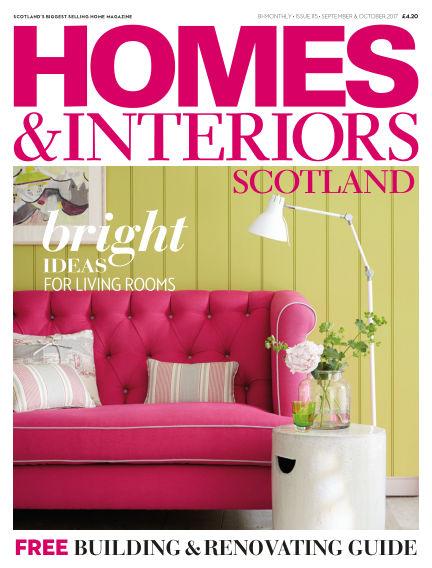Homes & Interiors Scotland September 01, 2017 00:00