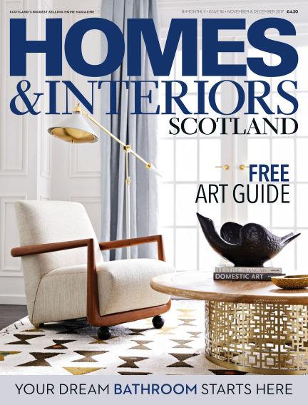 Homes & Interiors Scotland January 11, 2017 00:00