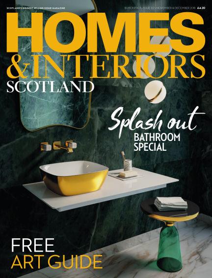 Homes & Interiors Scotland October 26, 2018 00:00