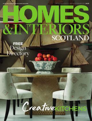 Homes & Interiors Scotland Jan Feb 2019