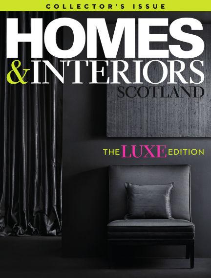 Homes & Interiors Scotland February 22, 2019 00:00