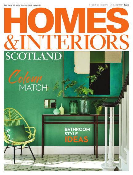 Homes & Interiors Scotland April 26, 2019 00:00