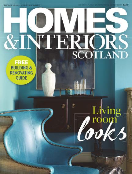 Homes & Interiors Scotland August 23, 2019 00:00